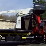 Hook & Roll ARm Cherry Picker