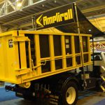 Ampliroll Dump Bed Hook & Roll Arm Expo