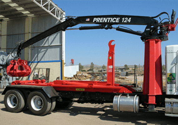 Hooklift AMP 150 Series – 40,000 Pounds