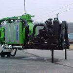 Dump Bed Hydraulic Power System
