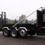 Dump Bed with Fork Lift
