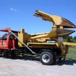 Dump Bed Tree Digger Transplant
