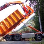 Hooklifts for Scrap Metal Recyclers
