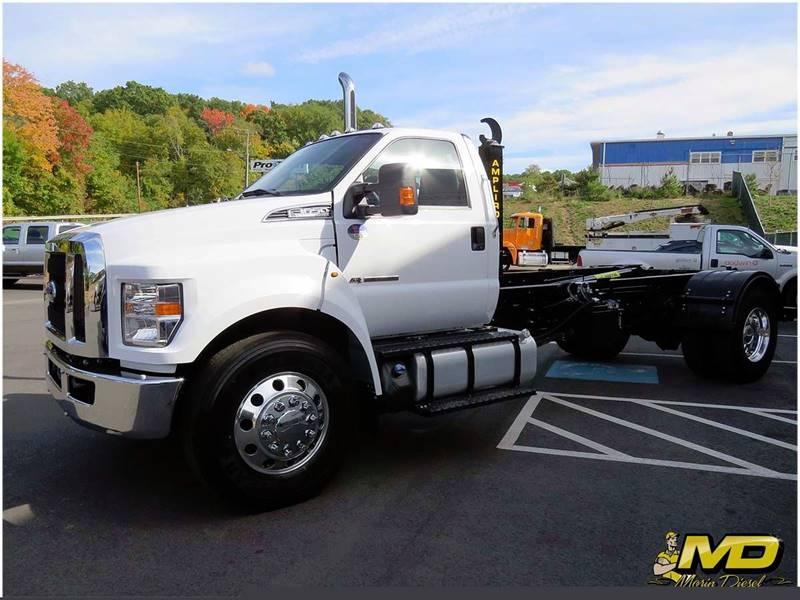 Diesel Trucks For Sale Near Me >> 2017 Ford F-650 Super Duty | Marrel Corporation