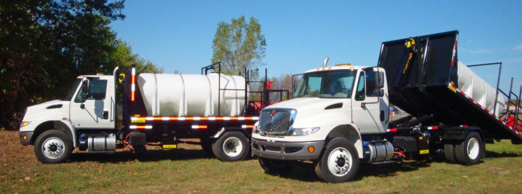 Brine Truck