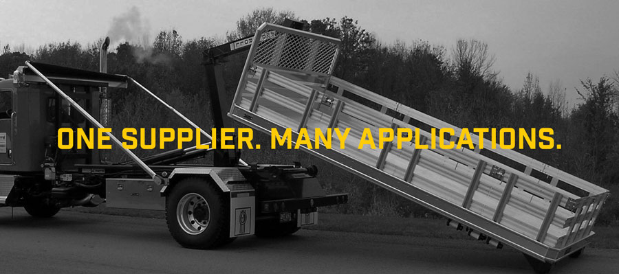 One-supplier-many-applications