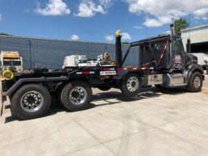Sanitation-truck Ampliroll