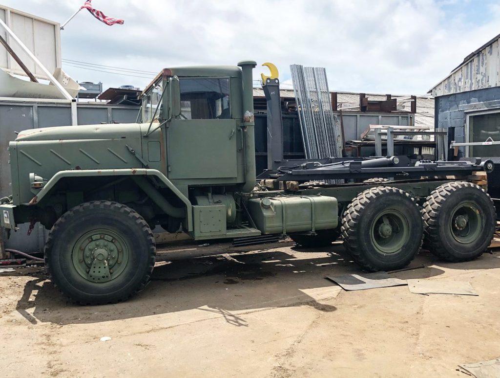Century Trucks.